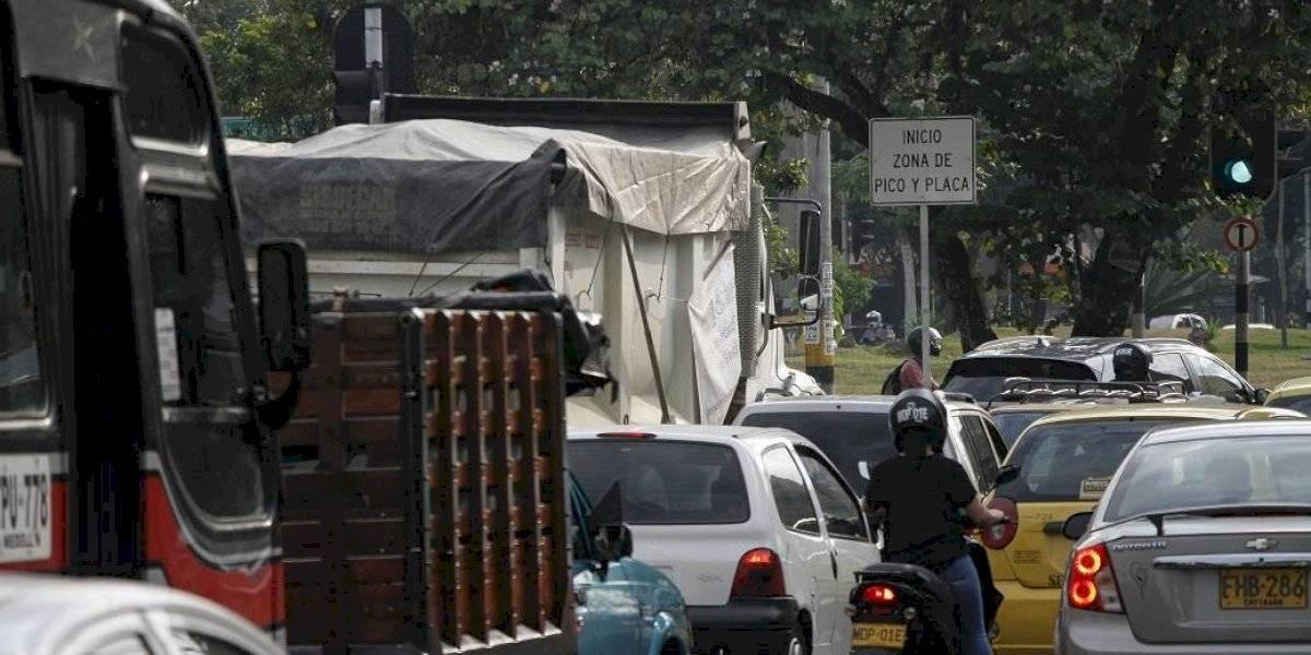 Pico y placa ambiental en Bogotá podría extenderse si no mejoran las condiciones