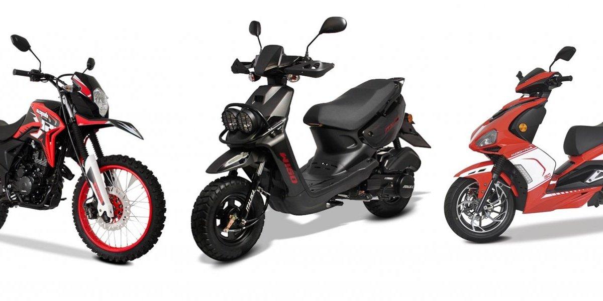 Nueva línea de motocicletas diseñada para cumplir con los requisitos de los usuarios
