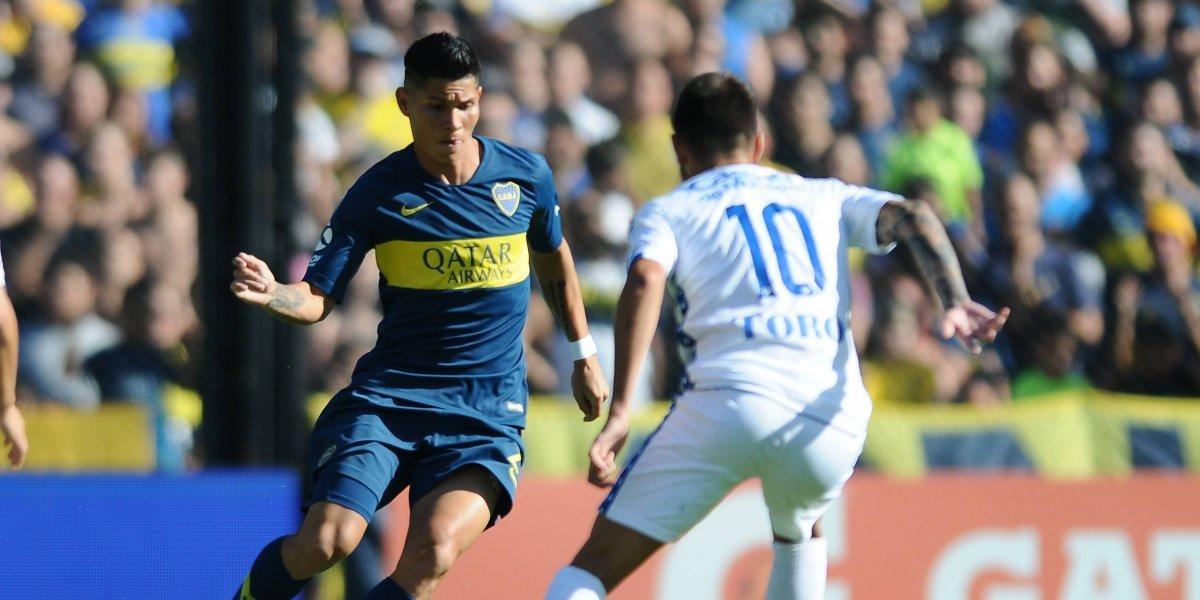 Periodista prometió desnudarse si Campuzano es titular en Boca este domingo