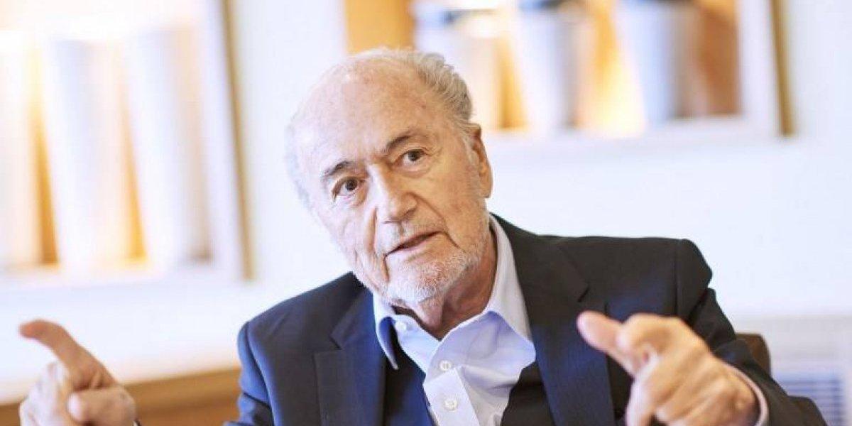 FIFA solicita reabrir investigación contra Joseph Blatter