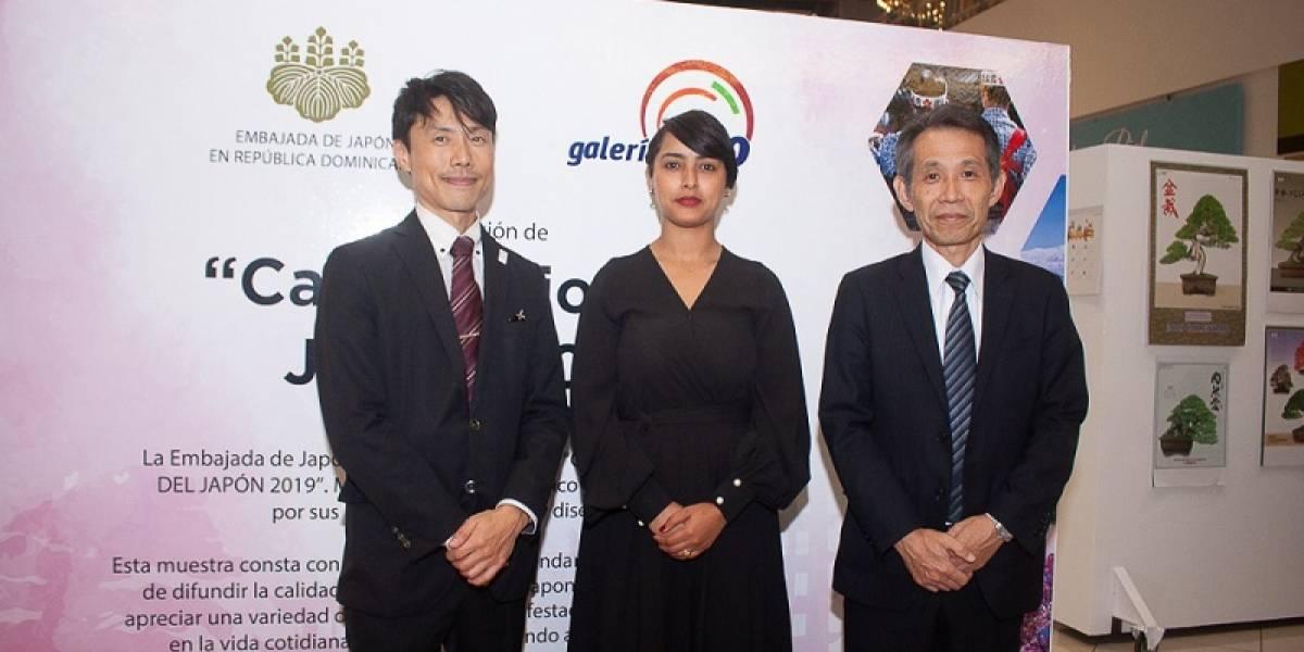 """Embajada del Japón y Galería 360 presentan exhibición """"Calendarios del Japón 2019"""""""