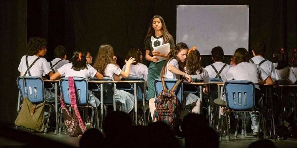 """""""La ley del silencio, bullying"""" a escena mañana en el Colegio Babeque Secundaria"""