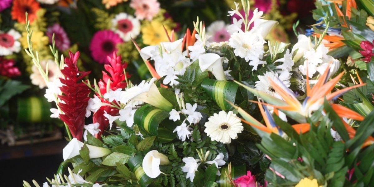 FOTOS. Flores y arreglos para este Día del Cariño