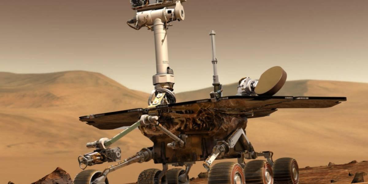 Um grande legado! Nasa confirma 'morte' do robô Opportunity em Marte
