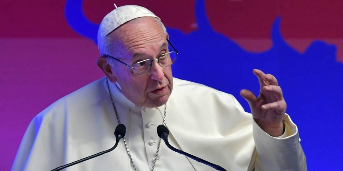 El Papa se reúne en Roma con los indígenas del mundo