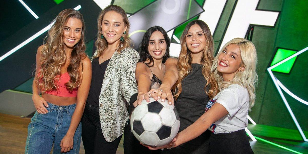 """El """"girl power"""" del nuevo CDF"""