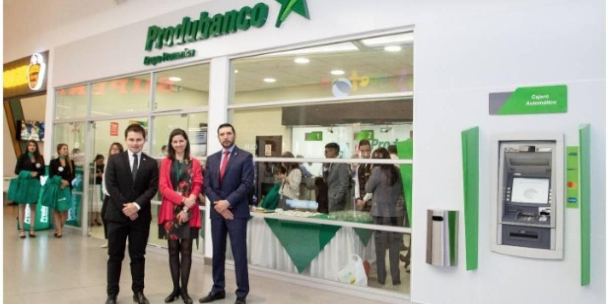 Produbanco inaugura una agencia en la ciudad de Tulcán