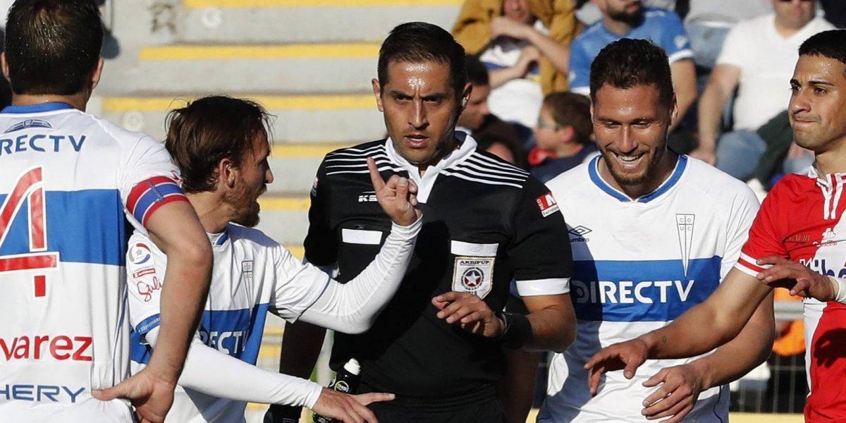 Todo listo: Estos son los árbitros que dirigirán en el arranque del Campeonato Nacional