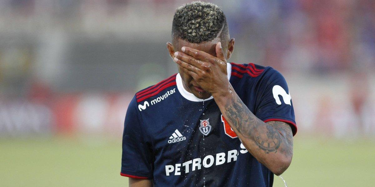 Otra mala para Heller: las dos grandes sequías goleadoras de la U en Libertadores son en su mandato