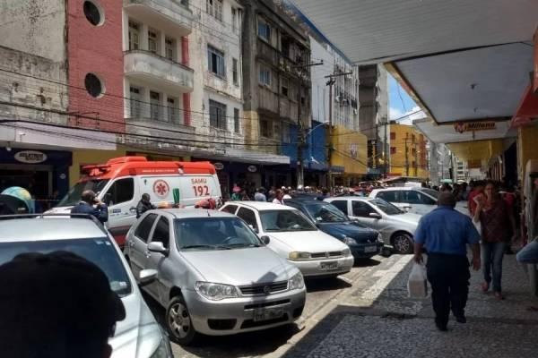 Recife atropelamento