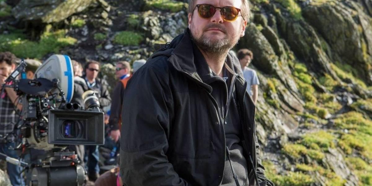 Star Wars: Rian Johnson desmiente el rumor que lo ponía fuera de la nueva trilogía