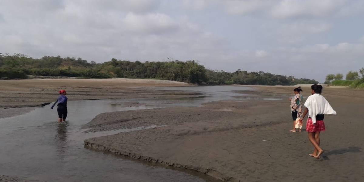 La bonanza de los pescadores en el río Cauca murió con la llegada de Hidroituango