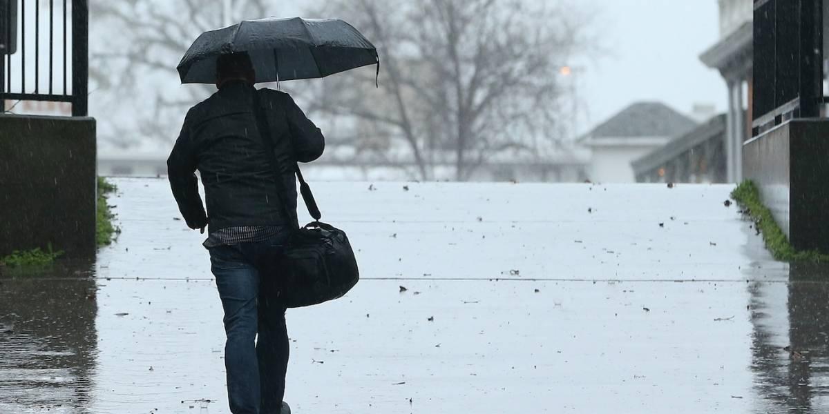 Más lluvia y nieve por río atmosférico en occidente de EE.UU.