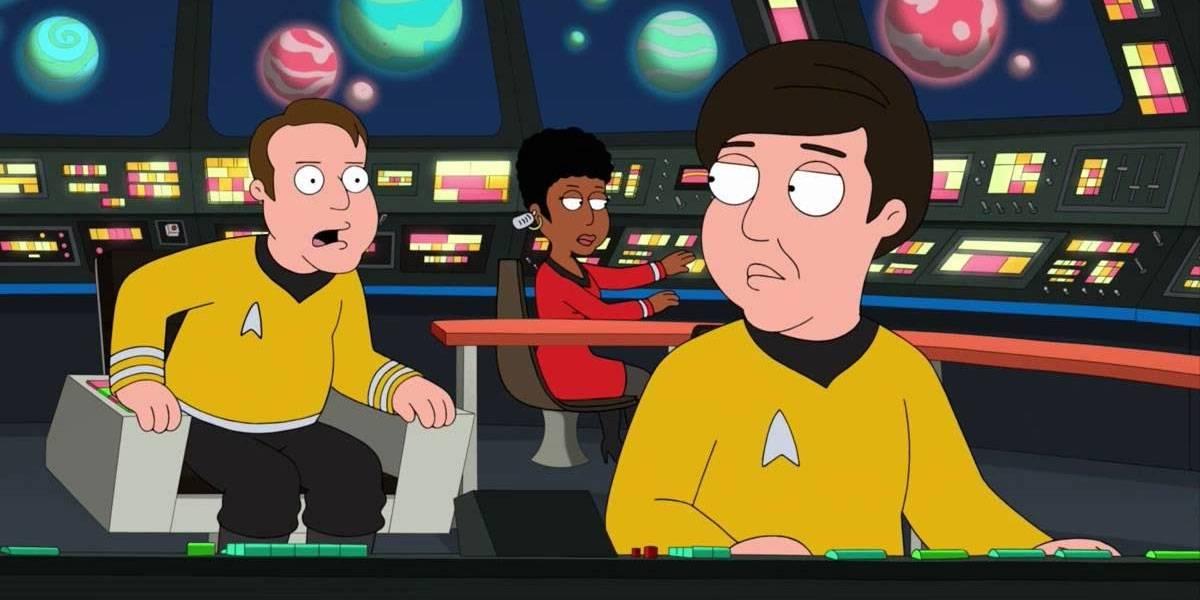 Star Trek tendría una nueva serie animada para niños en Nickelodeon