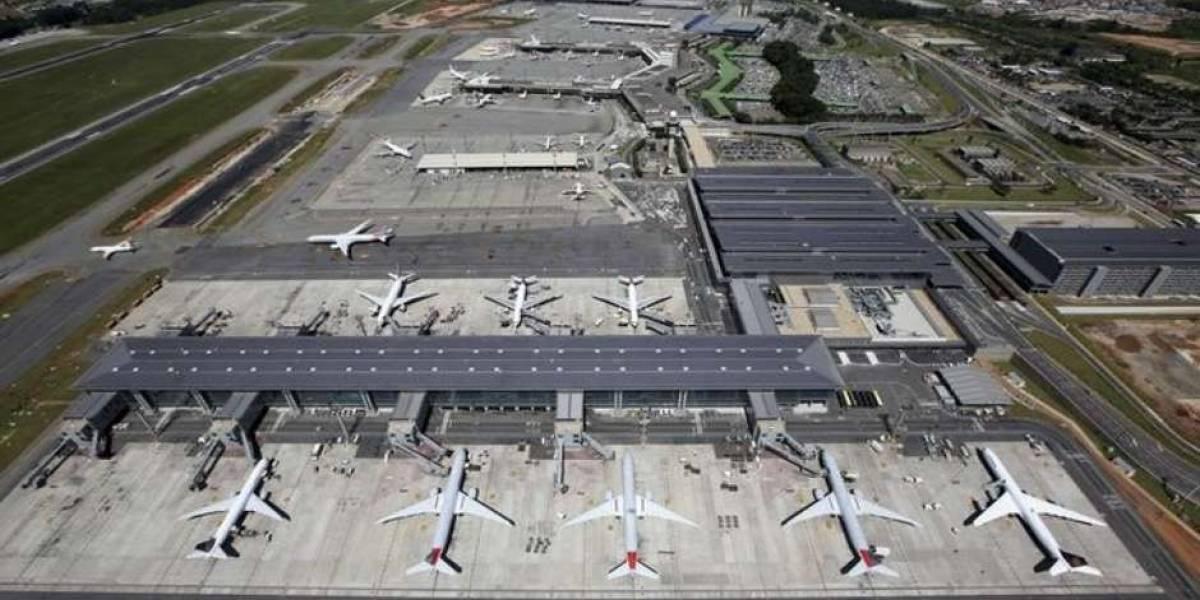 Anac suspende voos com modelo de avião que caiu no Quênia