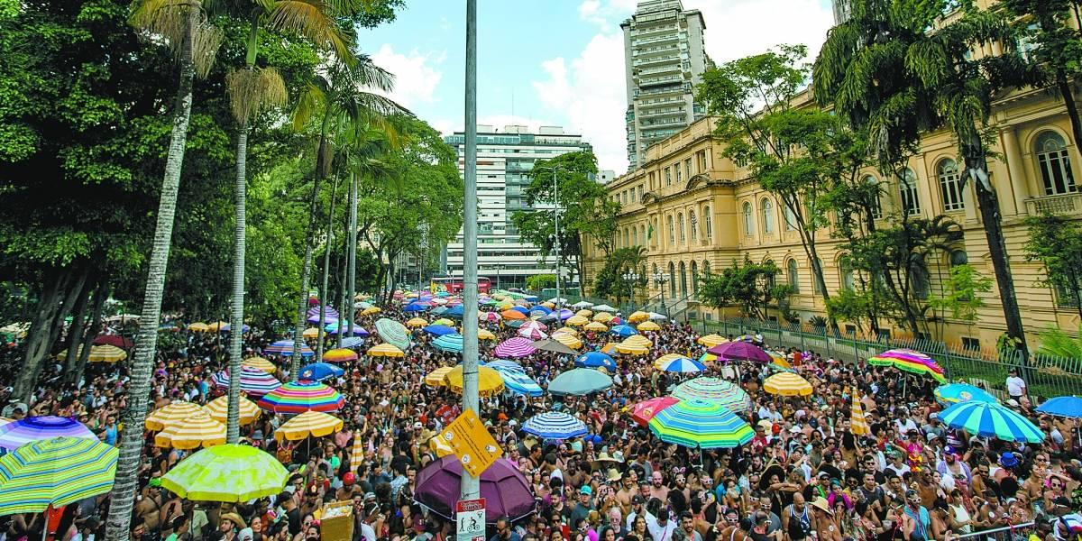 Carnaval de São Paulo bate recorde de blocos de rua inscritos para 2020