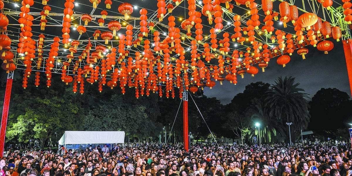 Festival das Lanternas encerram celebrações do Ano-Novo chinês