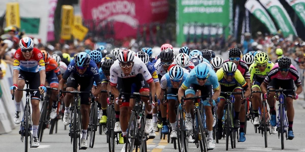Etapa 4 del Tour Colombia 2.1: circuito para los fanáticos en Medellín