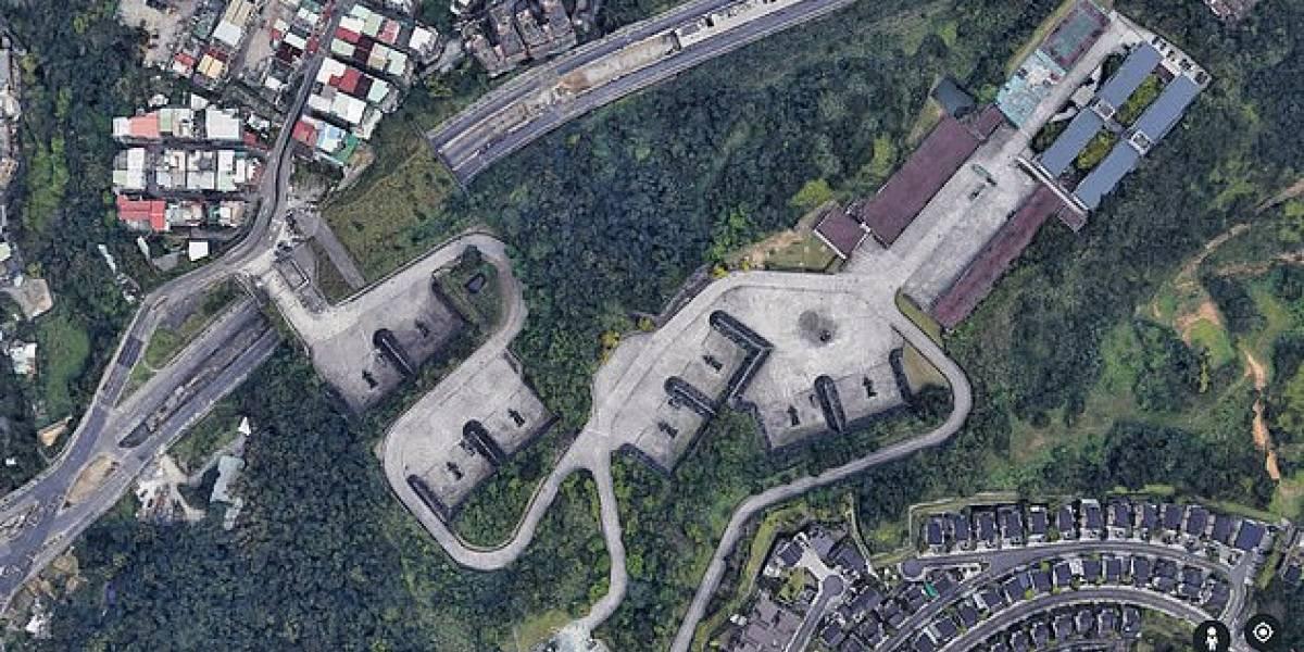 Ops! Google Earth expõe localização secreta de mísseis de defesa de Taiwan