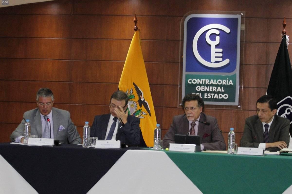 60 destituciones en el IEESS deja auditoria de la contraloría General del Estado