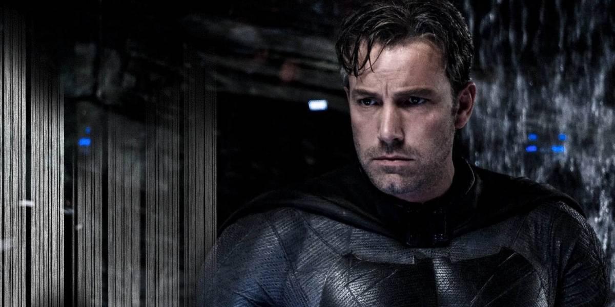 Ben Affleck afirma em entrevista que não será o Batman do filme solo do herói