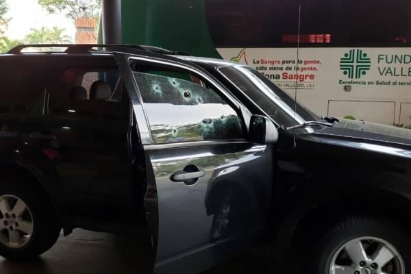 Camioneta gerente HUV