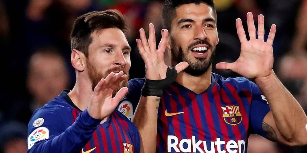 Barcelona, pensando en Champions, recibe al Valladolid por La Liga