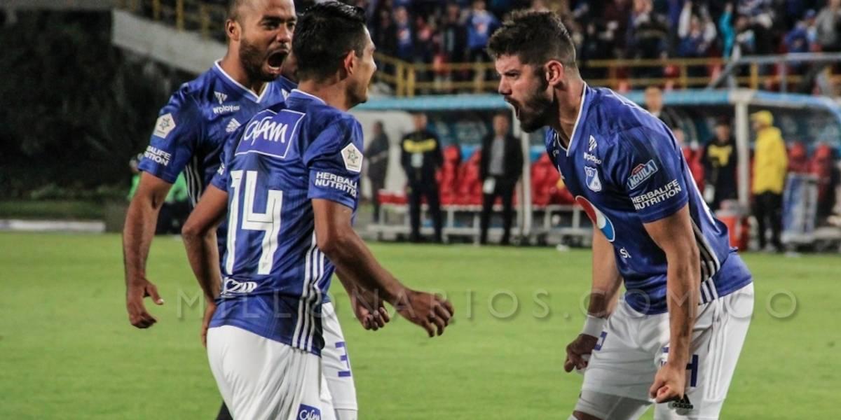 Millonarios y Cúcuta protagonizan el partidazo de la jornada en la Liga Águila