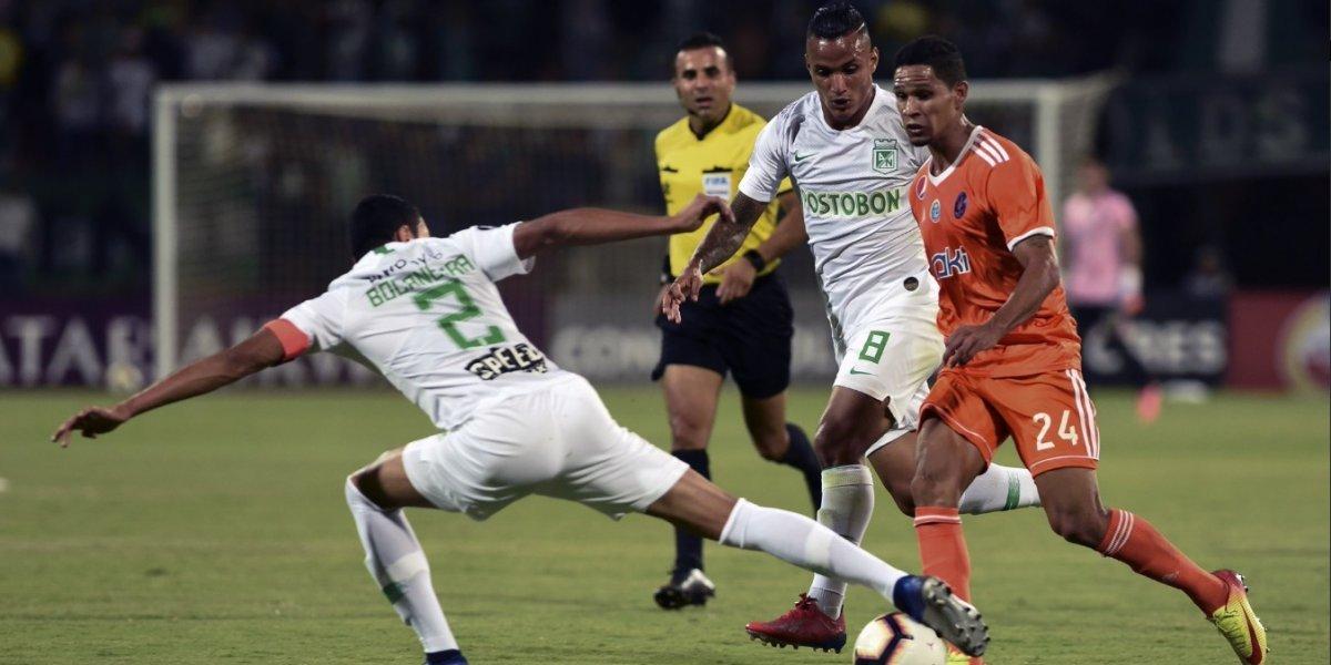 Libertad y Atlético Nacional siguen en carrera para ser el primer rival de la UC en la Libertadores
