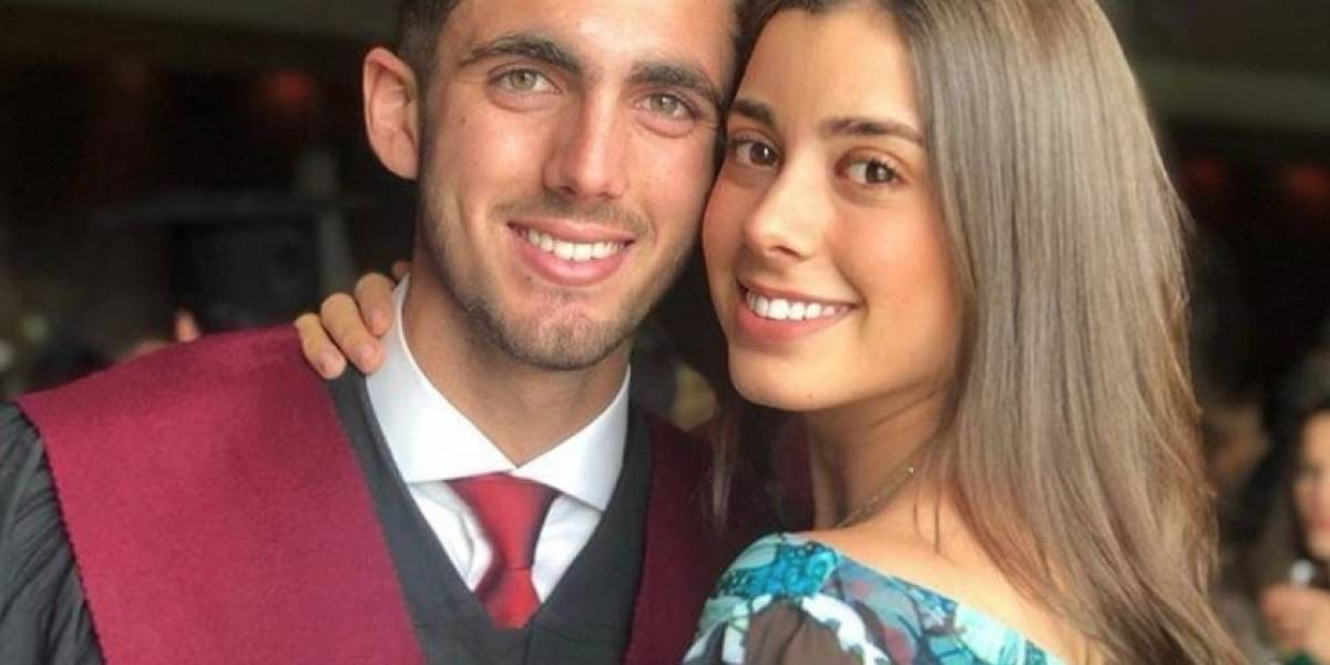 San Valentín: El regalo de Leonardo Campana para su novia, Luciana Guschmer