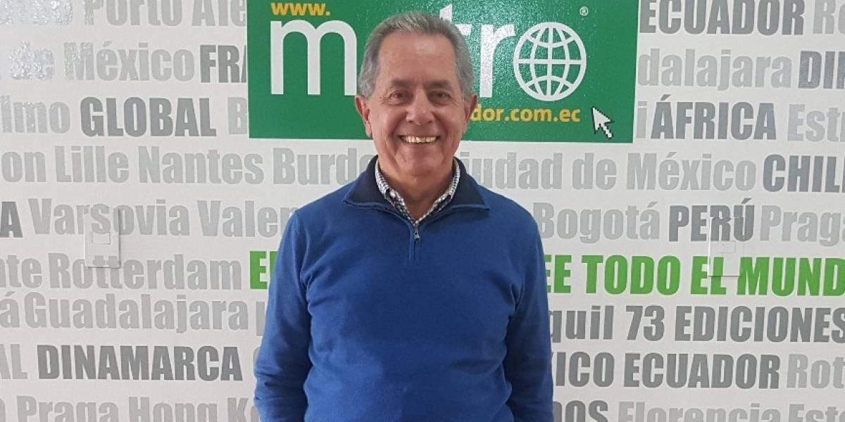 "Federico Pérez: ""Mi profesión es generar empleo"""