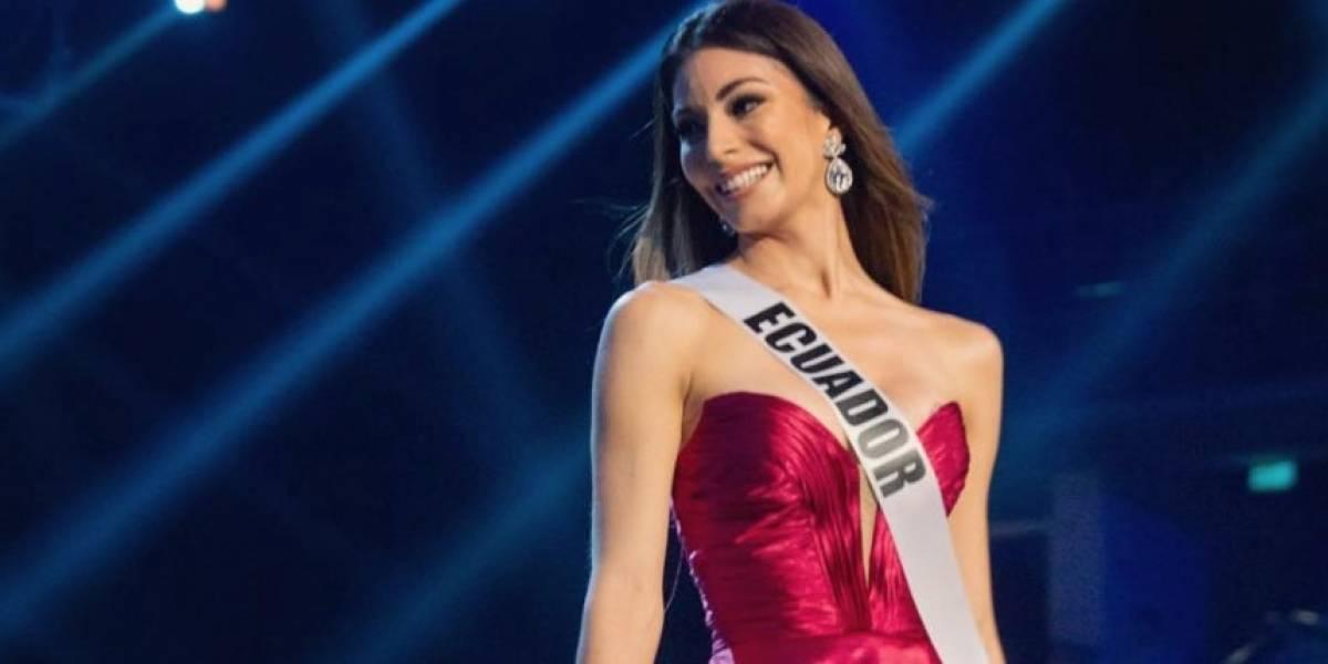 Miss Ecuador: Virginia Limongi y su festejo por San Valentín