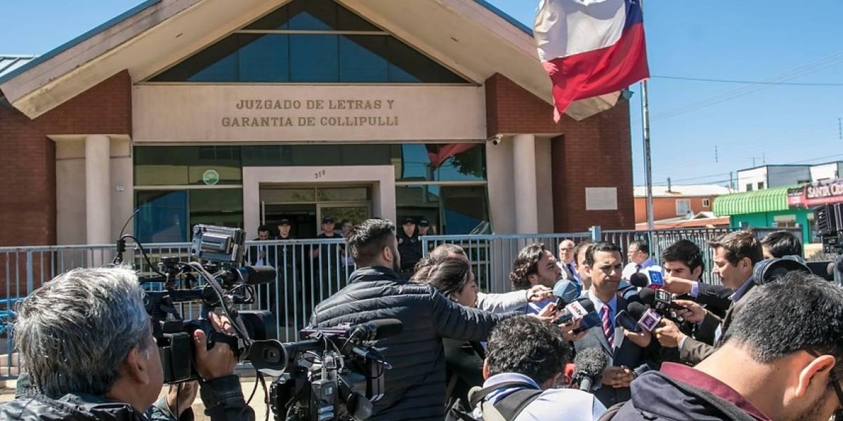 Juzgado de Collipulli confirma prisión preventiva para el ex carabinero Raúl Ávila