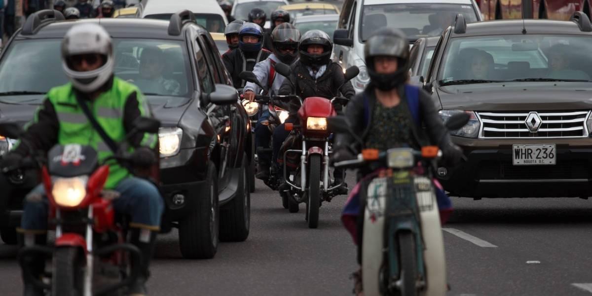 ¡Atención! Anuncian pico y placa extendido para carros y motos en Bogotá