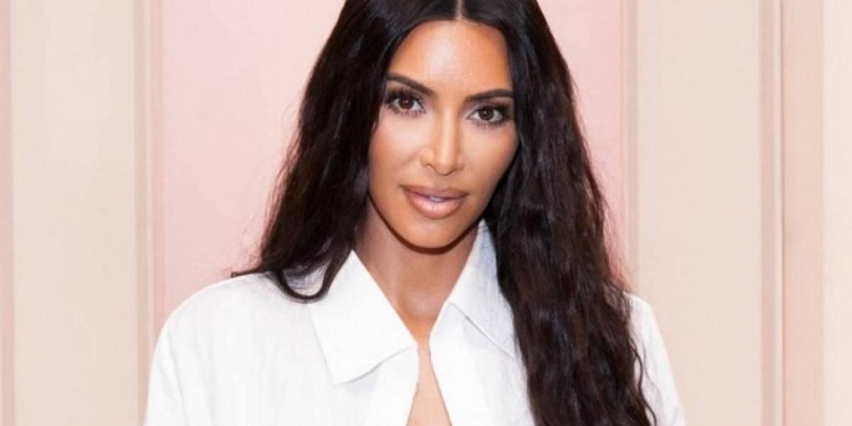 Kim Kardashian reconoce que padece terrible enfermedad en su piel