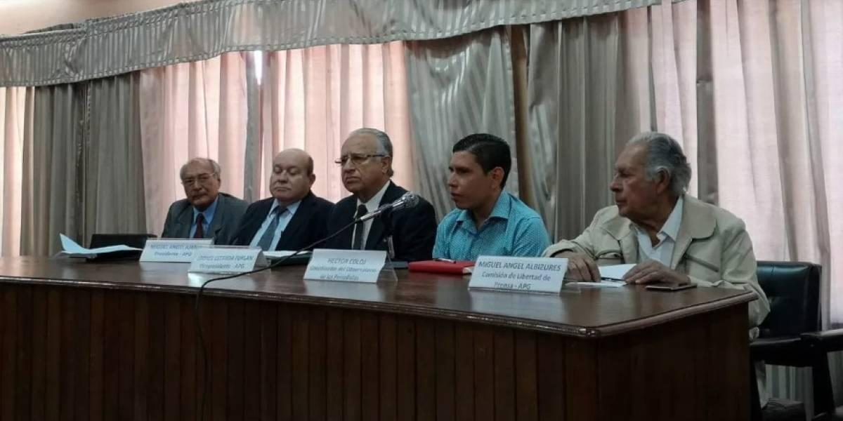 Centro de Monitoreo Electoral para Periodistas funcionará durante el 2019