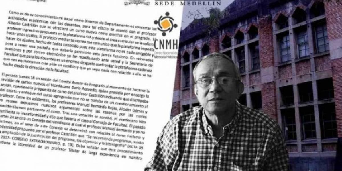La polémica que involucra a Darío Acevedo, postulado por Duque para dirigir Centro Memoria