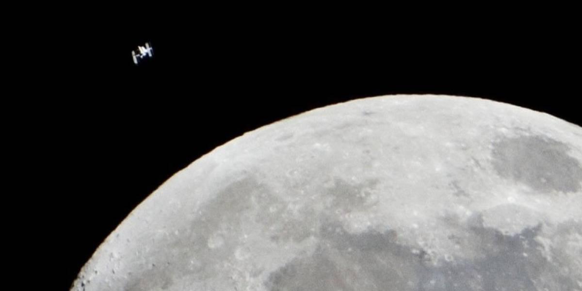 Nave espacial India Chandrayaan-2 logra su primera foto de la Luna