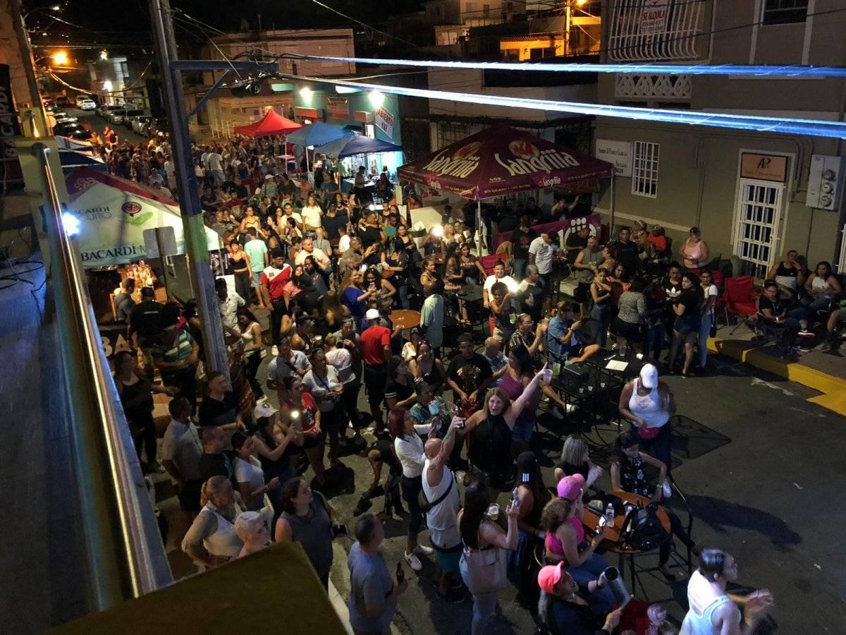 El festival se realizará al lado de la alcaldía de Canóvanas.
