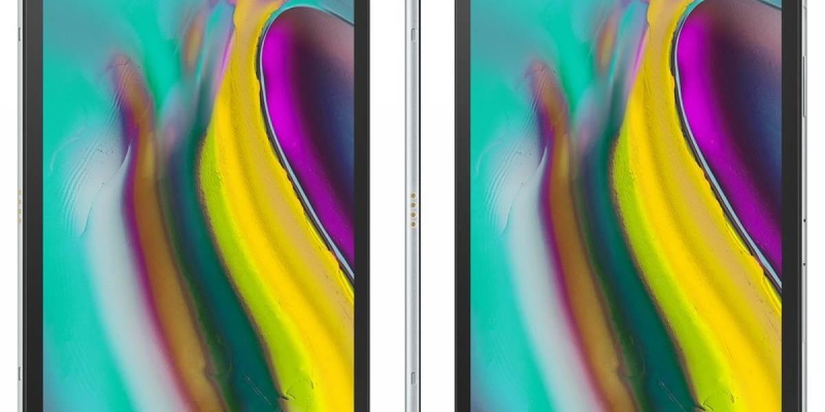 Galaxy Tab S5e: La tablet más delgada y liviana de Samsung