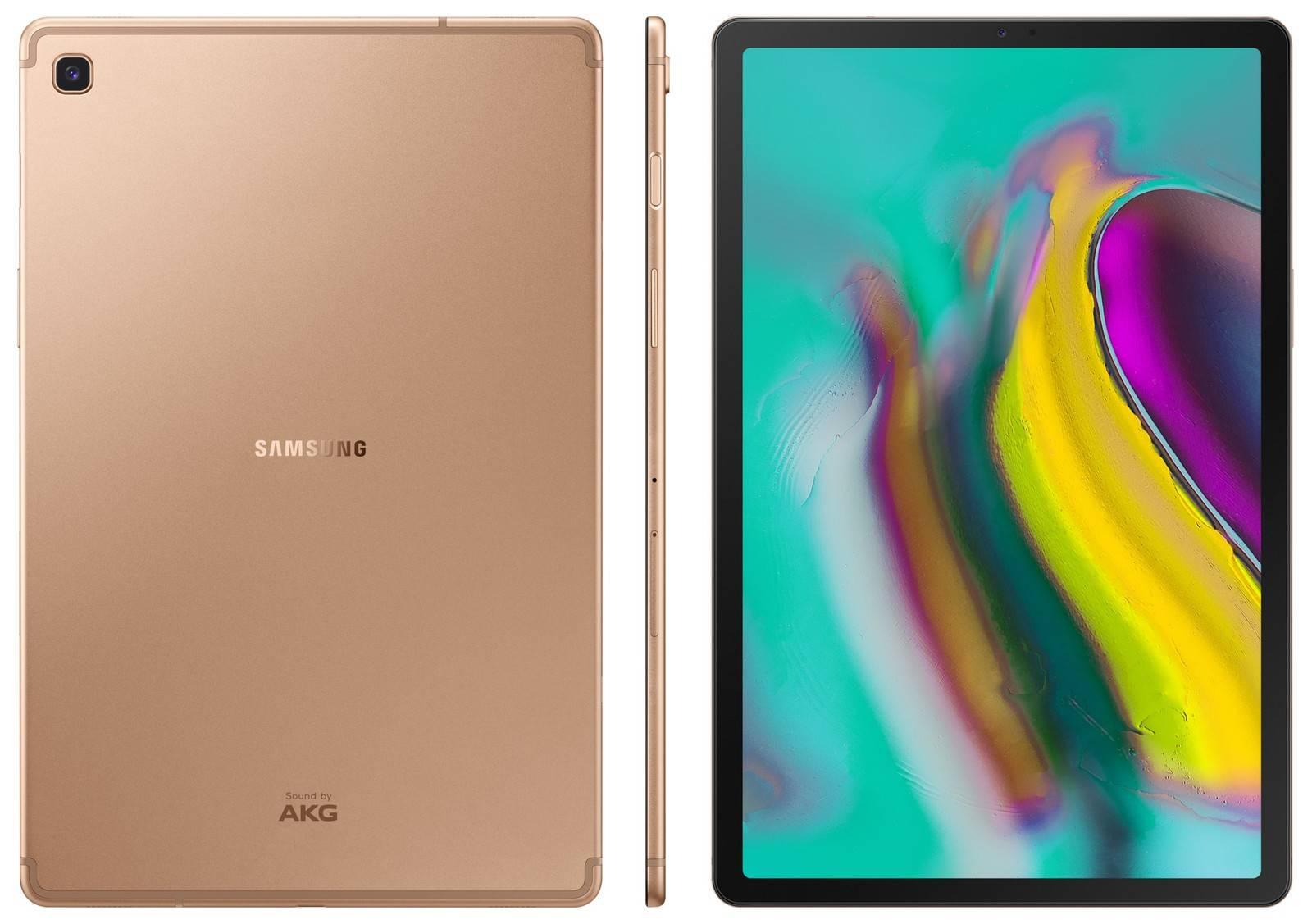Samsung anuncia la tableta Galaxy TabS5, la primera con Bixby 2.0
