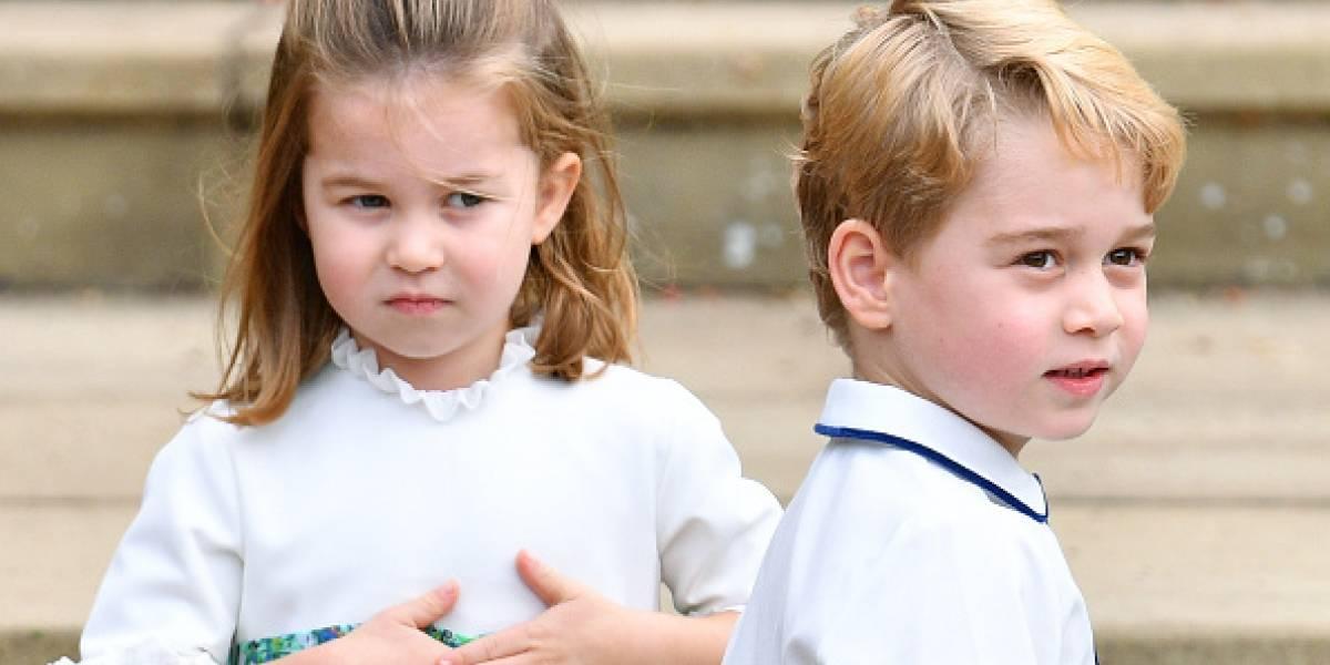 Familia Real: Las estrictas reglas que los hijos de William y Kate deben cumplir