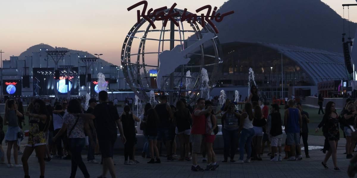 Rock in Rio 2019 confirma shows de Red Hot Chili Peppers e Dave Matthews Band