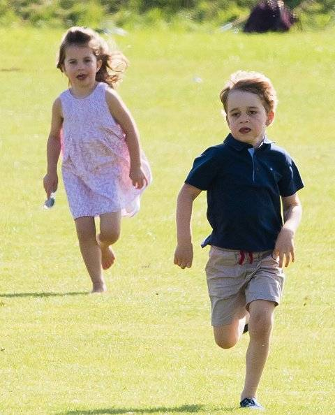 Hijos de William y Kate