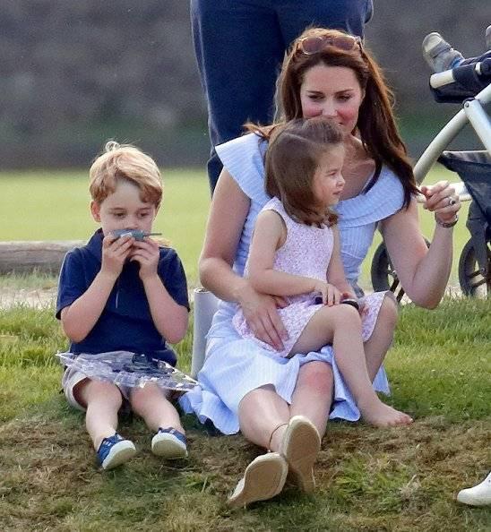 Hijos de William y Kate