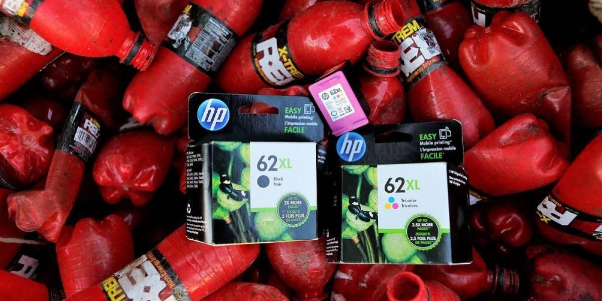 En Brasil, HP está tratando de evitar una catástrofe global gracias al reciclaje
