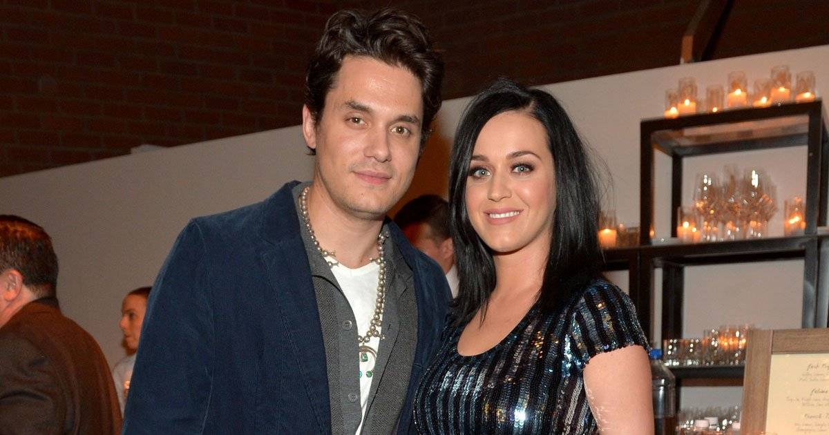 John Mayer e Katy Perry
