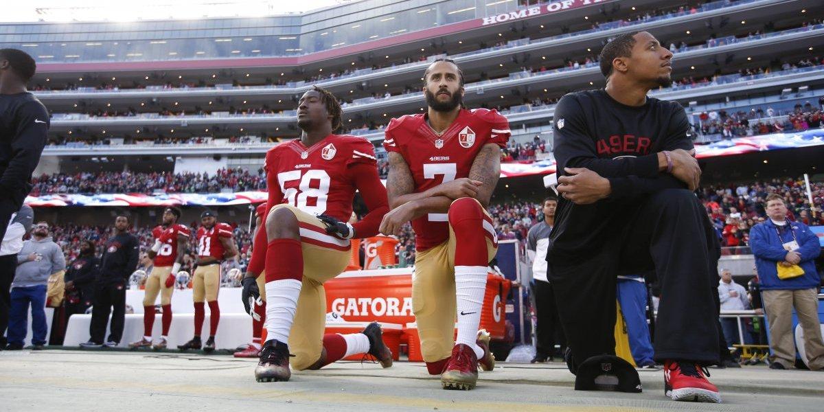 Hay resolución entre NFL y Kaepernick -Reforma