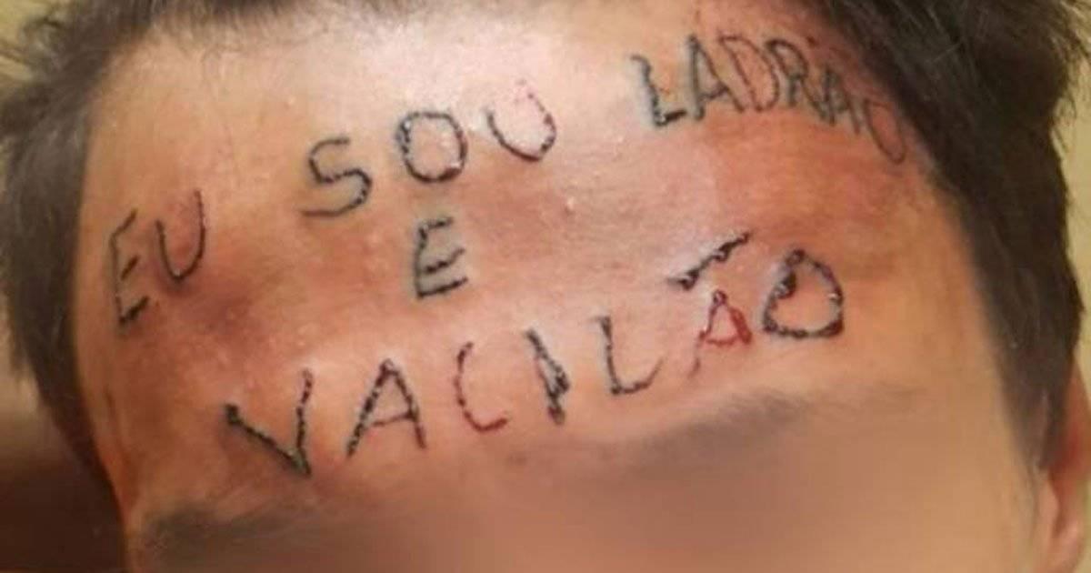 tatuagem ladrão e vacilão