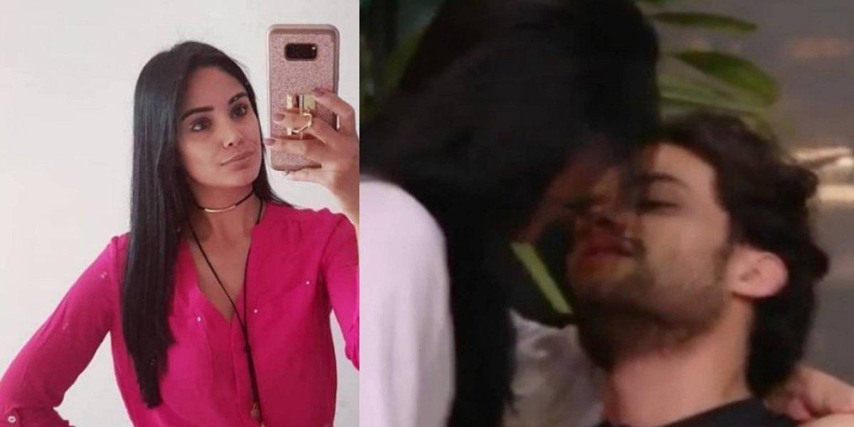 ¡Leandra confesó por qué se dejó llevar por el deseo con Alejo en La Agencia!